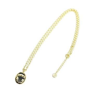 SAHRIVAR BLACK Enarmeled Necklace42.5cm〜47.5cm UVERworld TAKUYA∞ model