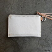 Simple wallet WHITE シンプルウォレットホワイト