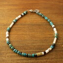 Atease SILVER & TURQUOISE BZ A...