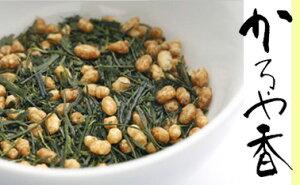 緑茶 茶葉 煎茶 お茶と玄米のバランスが見事!お湯を注ぐと香ばしい香りが心と身体を癒します。...