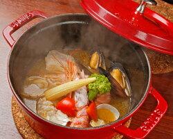 STAUB鍋で作った真鯛と魚介のブイヤベース 2袋セット