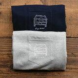 ラシーンポケットTシャツ(ビッグシルエット)