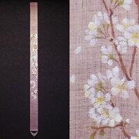 細タペストリー『桜』(掛軸)【春/さくら】【楽ギフ_包装選択】【楽ギフ_のし宛書】