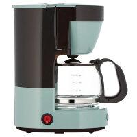 コーヒーマシーン キッチン用品 家電 メッシュ フィルター ドリップ 式 コーヒーメーカー 時間短縮 一人暮らし コーヒーマシン 保温機能 コーヒー 計量スプーン 付き インテリア 雑貨 小さい 引越し祝い プレゼント おしゃれ
