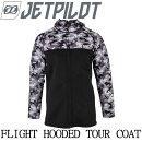 【JETPILOT/ジェットパイロット】JA19160CAMOFLIGHTHOODEDTOURCOAT・ツアーコート