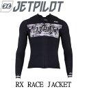 【JETPILOT/ジェットパイロット】JA21156《RXRACEJACKET》レースジャケットウエットスーツネオジャケット