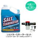 【SALTTERMINATOR・ソルトターミネーター】3,784cc&ミキサ−セット