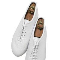 CrownShoes(クラウンシューズ)ダンスシューズ(DanceJazz)White