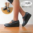 ルコライン,agile,アージレ,RUCOLINE,靴,CANTADORA,ストラップ,黒,agile-227