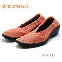 アルコペディコ 靴 ARCOPEDICO MAILU マイル スモークピンク エリオさんの靴 クラシックライン ニットアッパー 4.5cmヒール ポルトガル..