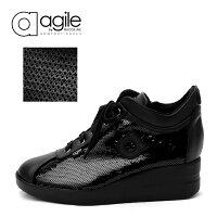 ルコライン,アージレ,DIPSYTISSE,agile-163BK,スパンコール,ブラック,RUCOLINE,スニーカー,靴