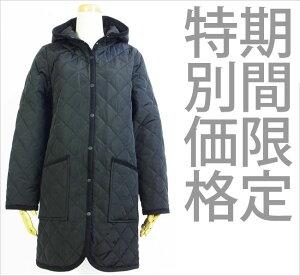 キルティング ジャケット レディース フードキルトジャケット