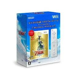 Wii ゼルダの伝説スカイウォードソードWiiリモコンプラスセット