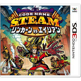 Nintendo 3DS・2DS, ソフト 3DS Code Name S.T.E.A.M. VS