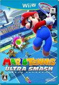 【新品】WiiUマリオテニスウルトラスマッシュ【ゆうパケット発送可。送料¥200。着日指定・代引き不可】