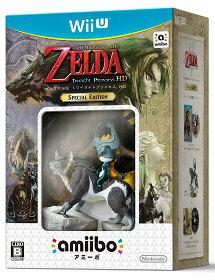 【新品】WiiU ゼルダの伝説 トワイライトプリンセスHDSPECIAL EDITION