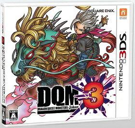 【新品】3DS ドラゴンクエストモンスターズ ジョーカー3【メール便発送可。送料¥200。着日…