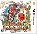 【新品】3DS太鼓の達人ドコドン!ミステリーアドベンチャー【予約】6月16日発売。発売日前日発送【メール便発送可能。送料¥200。着日指定・代引き不可】