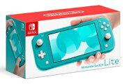 【新品】NintendoSwitchLiteターコイズ【予約】9月20日発売。発売日前日発送。