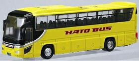 【新品】トレーン フェイスフルバス No.02 はとバス1/80ダイキャストスケールモデル