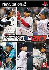 【新品】PS2 メジャーリーグベースボール 2K7【メール便発送可。送料¥200。着日指定・代引き不可】