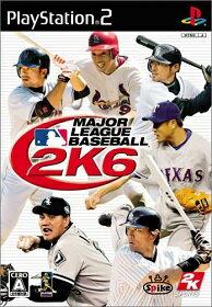 【新品】PS2 メジャーリーグベースボール 2K6【メール便発送可。送料¥200。着日指定・代引き不可】