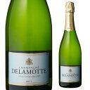 ドゥラモット ブリュット 750mlドラモット シャンパン シャンパーニュ ル メニル シュール オジェ Delamotte Champagne Le Mesnil sur Oger
