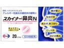 飲みやすい小型カプセルでラクラク服用!!【smtb-k】スカイナー鼻炎N 20カプセル【第2類医薬品】【kb】