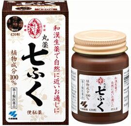 【第2類医薬品】小林製薬 丸薬七ふく 420粒【ラッキーシール対応】