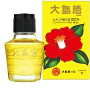 ◆税抜5000円以上で送料無料◆ツバキの天然成分でハリ、コシのある輝く髪へ大島椿油(OSTオイル...