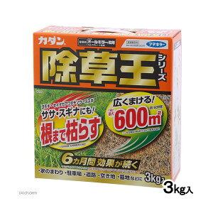 カダン 除草王シリーズ オールキラー粒剤 3kg