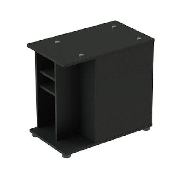 brio35用 スタイリングキャビネット ブラック 水槽台 アクアポニックス水槽