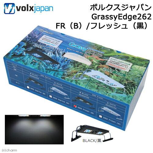 ボルクスジャパン GrassyEdge262 FR(B)/フレッシュ(黒)
