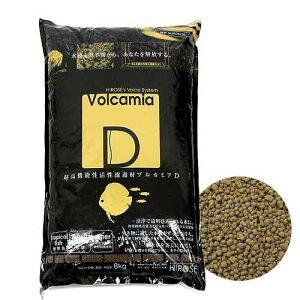 超高機能性活性底床材 ブルカミアDソイル 8Kg 弱酸性 ディスカス
