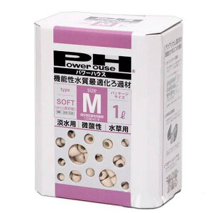 パワーハウス ソフトタイプ Mサイズ 1リットル【関東当日便可能】