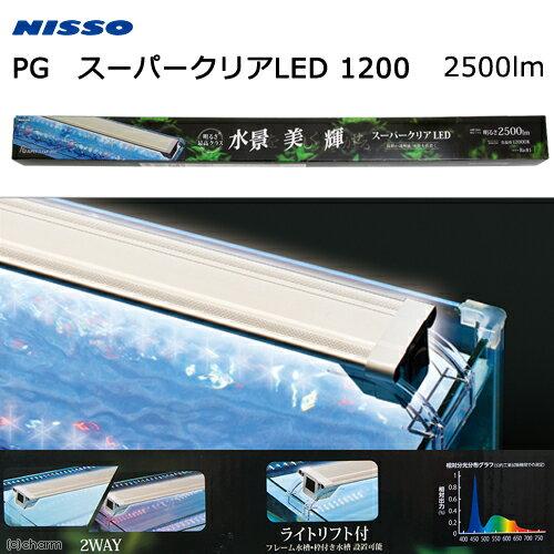 ニッソー PG スーパークリアLED 1200