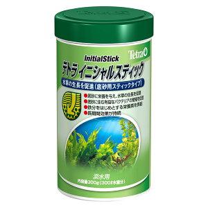 水草の生長を促進!テトラ イニシャルスティック 300g【関東当日便】【HLS_DU】
