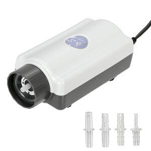 水作 水心 SSPP−3S(エア量ダイヤル調整式) 45〜60cm水槽用エアーポンプ おまけ付…