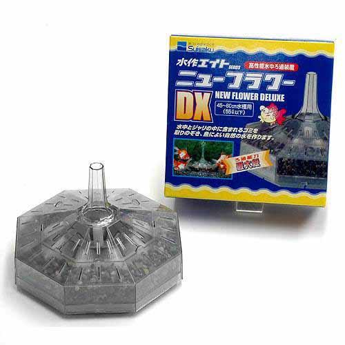 本体水作エイトニューフラワーDX水槽用水中フィルター・投げ込み式フィルター関東当日便