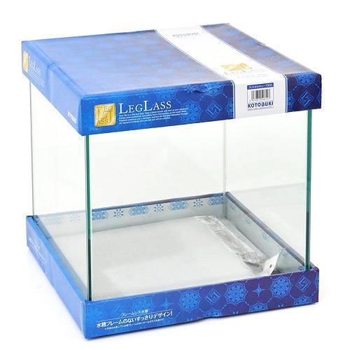 コトブキ工芸 kotobuki クリスタルキューブ300(30×30×30cm) レグラス 30cm水槽
