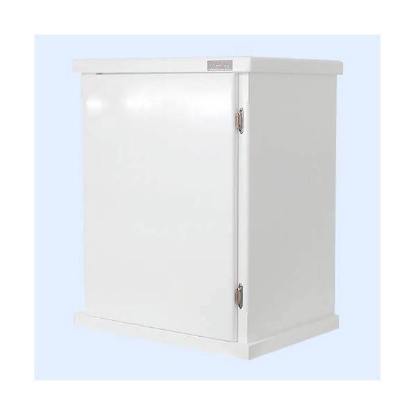 水槽台 ウッドキャビ ホワイト 600×450