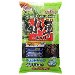 水草一番サンド 8kg (グリーン) 関東当日便
