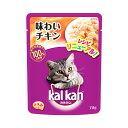 charm 楽天市場店で買える「カルカン パウチ とろみ仕立て 1歳から 味わいチキン 70g 成猫用 関東当日便」の画像です。価格は58円になります。