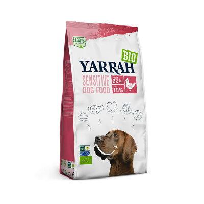 YARRAH ヤラー 大豆、とうもろこし、小麦不使用!YARRAH(ヤラー) オーガニックドッグフー...