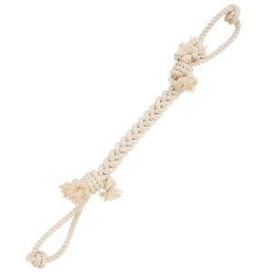 アドメイト ナチュラルコットンロープ M 犬 犬用おもちゃ デンタルケア 関東当日便
