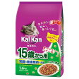 カルカン ドライ 15歳から用 かつおと野菜味 1.6kg(小分けパック4袋入) 超高齢猫用 3袋 関東当日便