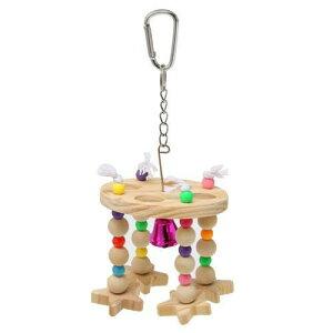 365日毎日発送 ペットジャンル1位の専門店バードトイ メリー 鳥 おもちゃ 吊り下げ式 関...