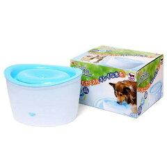 GEX 犬用循環式給水器 ピュアクリスタル 多頭飼育・中型犬用 4.8L