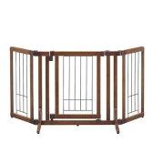 リッチェル 木製おくだけドア付ゲート S 犬・ペット用 ゲート 柵 フェンス 関東当日便