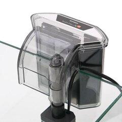 手軽にすっきり透明な水!コトブキ プロフィットフィルター X2 水槽用外掛式フィルター 関...